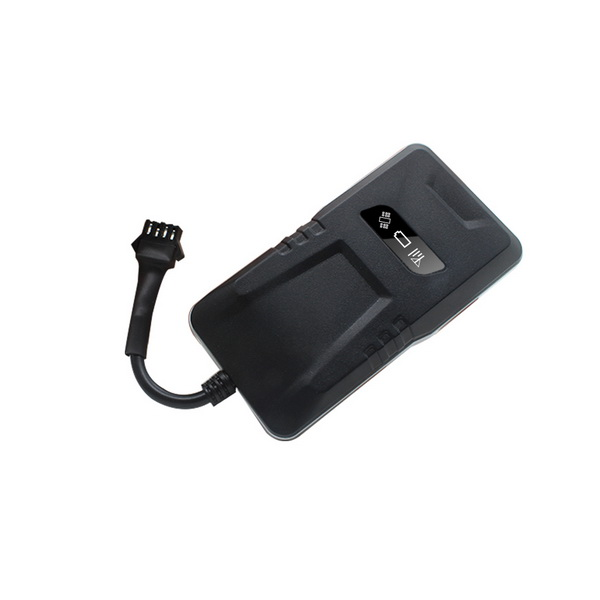Waterproof GPS Tracker w/ alarm by phone call localizador