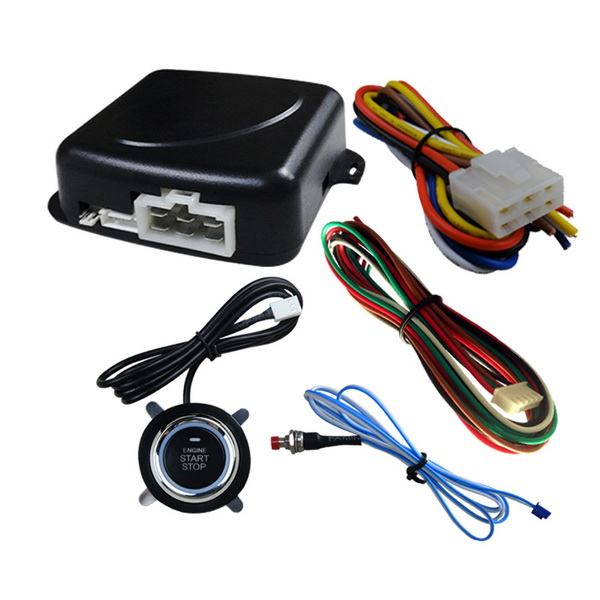 Car Smart button starter one button push system