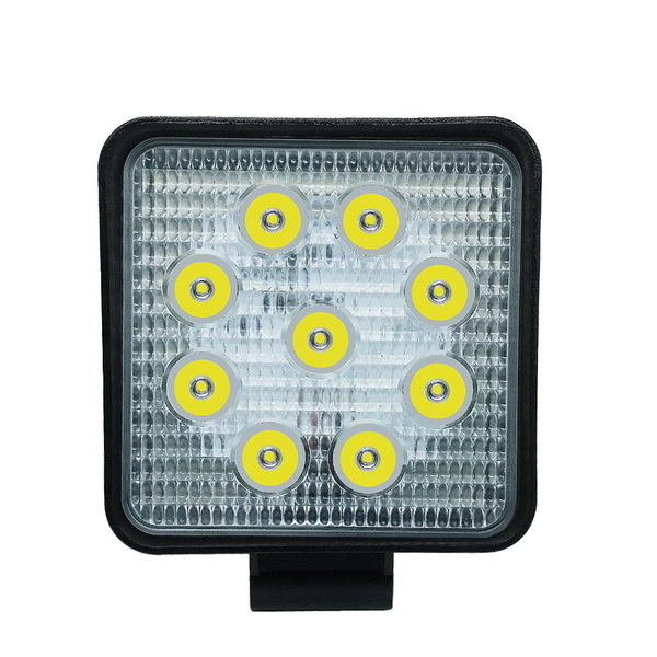 27W Vehicle Square LED working lights